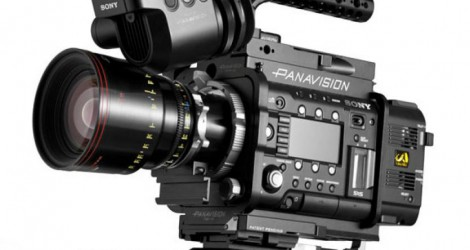 Sony F55 Front