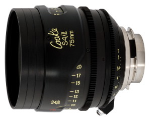 Cooke S4 Prime Lenses